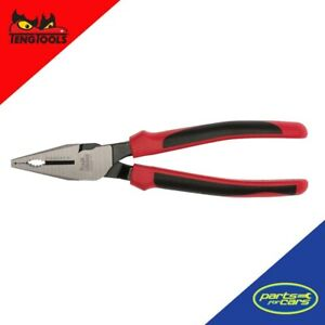 MB452-8T - Teng Tools - 8 Inch HD Combination Pliers