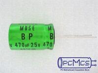 10pcs NCC Nippon Chemi-détenu KMG 10mfd 400 V 10UF condensateur électrolytique Caps