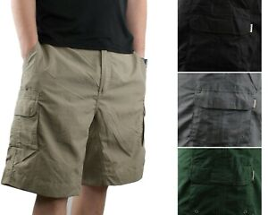 Magellan Fishing Cargo Shorts Men's Relaxed Fit Water Repellent Fish Gear Short
