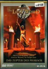 THE LOST WORLD - DVD - Das Zepter des Pharaos - Fantasy Serie RAR - DVD-171