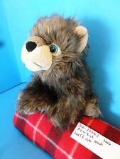 K&M International Wolf Cub beanbag 2006 plush(310-2244-1)