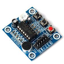 Módulo de grabación y reproducción de voz ISD1820 con micrófono Sonido Audio para armar uno mismo Robot Cg