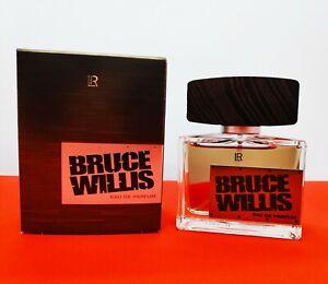 LR - BRUCE WILLIS - Eau de Parfum - FOR HIM - 50ml - Made in Germany