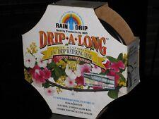 "RAINDRIP DRIP-A-LONG 1/4"" DRIP WATERING LINE -- 50 FT -- NEW -- FREE SHIPPING!!!"