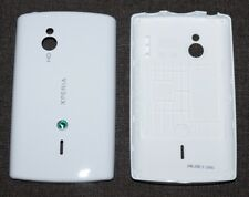 Original Sony Ericsson Xperia Mini Pro SK17i Akkudeckel Battery Cover Weiss