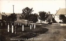 Allendale Town from Schools by THD.