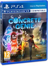 PS4-hormigón Genie (para Playstation VR)/PS4 Juego Nuevo