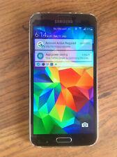 Samsung Galaxy S5 Blue phone SM- G900F 16GB