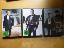 Daniel Craig als James Bond 007: Casino Royale / Ein Quantum Trost / Skyfall MGM