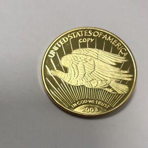 Médaille - Réplique de 1 Dollar Liberty 1933 - Etats-Unis - 2003 (Ref 1)