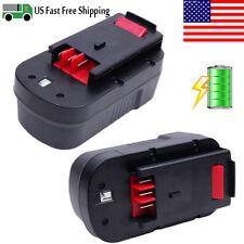 18 Volt Ni-CD Battery For Black & Decker Firestorm HPB18 HPB18-OPE 18V 2.0Ah New