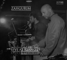 ZAHGURIM live at klang 25 CD