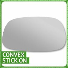 Left hand passenger side for Ssangyong Rexton 01-13 wing mirror glass