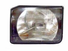 Land Rover Discovery 2 Headlamp (RHD) L/H  - XBC105130 - Magneti Marelli Brand