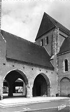 BR51134 Chateauneuf sur loire la porche de l eglise saint martial France