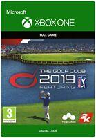 THE GOLF CLUB 2019 FEATURING PGA TOUR XBOX ONE FULL GAME KEY