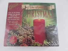 New Starlite Orchestra & Singers The Spirit of Christmas Music 3 CD's Box Set