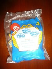2001 Pluto McDonalds Happy Meal Toy #4 Poseable Soft Toy ~ Sealed