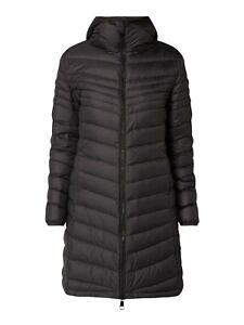 Hugo Boss - Women's Oreveal Premium Down Long Coat Jacket Black - Size 10 - BNWT