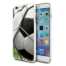 For Various Phones Design Hard Back Case Cover Skin - Football In Net