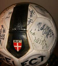 Signature Ims Select Numero 10 Hand Sawn Soccer Ball