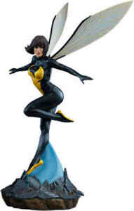 Figure Rank B/With Benefits Wasp Avengers Assembly Statue Collection Sideshow