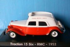 CITROEN TRACTION 15 SIX RMC TOUR DE FRANCE 1952 NOREV 1/43 RADIO MONTE CARLO