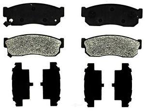 Disc Brake Pad Set-Semi-Metallic Front ACDelco Pro Brakes 17D275M