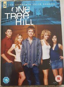 One Tree Hill - Season 3 PAL Region 2 6xDVD Box Set