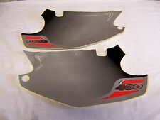 Seitenteil Dekor Kit 400 alle VOR ab 2001 neues Modell Aufkleber links + rechts