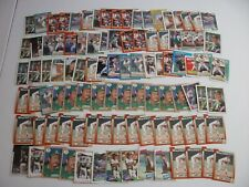 LOT OF 630 CARNEY LANSFORD CARDS