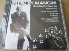 Henry Mancini - The Ultimate Collection (2-CD)  NEW AND SEALED
