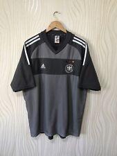GERMANY 2002 2004 AWAY FOOTBALL SHIRT SOCCER JERSEY TRIKOT ADIDAS VINTAGE