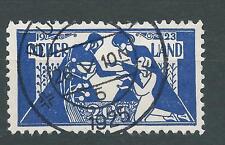 Nederland 1923 Tooroprzegels NR.134 gebruikt, mooie zegel!