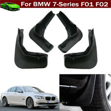 4x Car Mud Flaps Splash Guard Fender Mudguard For BMW 7 Series F01 F02 2009-2018