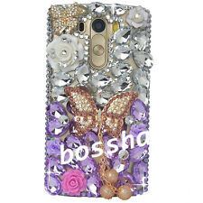 Glitter Luxury Bling Diamonds stones gems Soft TPU Gel back phone Case Cover I-2
