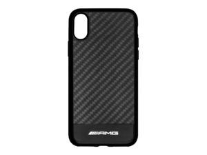 Mercedes - Benz AMG Hülle für iPhone® X schwarz / carbon B66953702