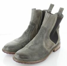 50-31  $275 Women's Sz 8 M Bed Stu Nandi Leather Chelsea Boot- Taupe