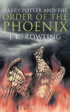Harry Potter and the Order of the Phoenix (Book 5): Adult Edition, Very Good Boo