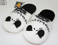 The Nightmare Before Christmas Jack Skellington Soft Plush Slippers US SHIP