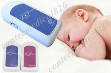 neue fetalen Doppler, Baby Herzschlag-Monitor / pränatalen FHR / BABY A SOUND/CE