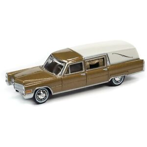 1959 Cadillac Hearse - Brown