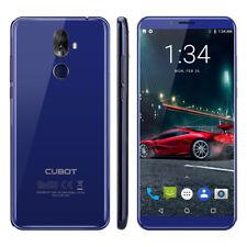 "5.99"" Cubot X18 Plus Smartphone 4GB+64GB Android 8.0 Octa Core 3-Cameras 4000mAh"