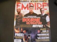 Matt Damon, Arnold Schwarzenegger, Bruce Willis  - Empire Magazine 2007