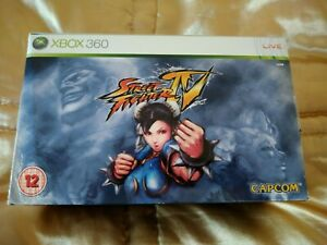 NEW & SEALED Street Fighter 4 (IV) Collectors Edition XBOX 360