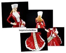 ROYAL DOULTON PRETTY LADIES HOLIDAY CHRISTMAS DAY 2007 HN 4911 COA NEW IN BOX