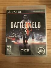 BATTLEFIELD 3 - PS3 - COMPLETE WITH MANUAL - FREE S/H - (Y)