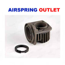 AIR SUSPENSION COMPRESSOR CYLINDER HEAD REPAIR  AUDI A6 C5 / ALLROAD / A8 / W220