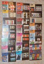 Nederland Complete jaargang 1999 PTT mapjes - 23 mapjes postprijs ƒ 78,60