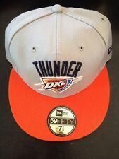 New Era Thunder DKC NBA Hat Size 7 1/8